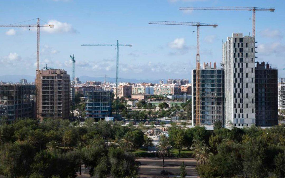 """Los precios de las viviendas en el área metropolitana de València no son """"disparatados"""""""